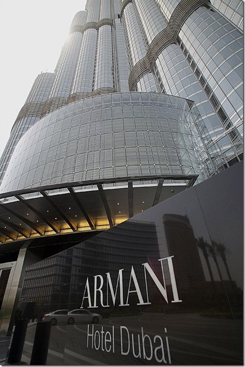 UAE-TOURSIM-ARMANI HOTEL