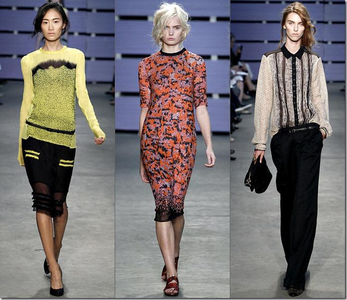 Top 10 colectii primavara-vara 2011 dupa Style.com