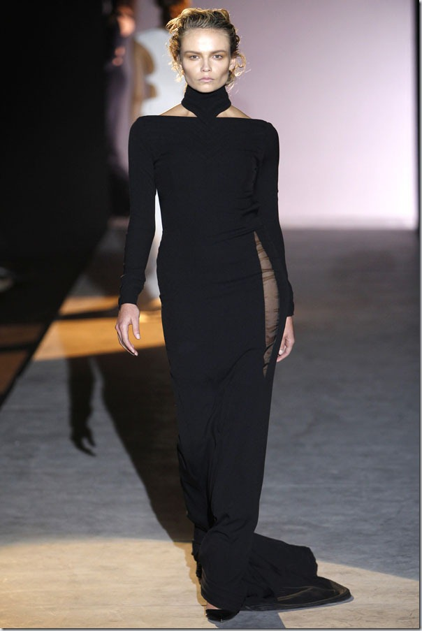 Saptamana modei la Paris: Hakaan Fall 2011