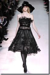 Saptamana modei la Paris: Nina Ricci Fall 2011
