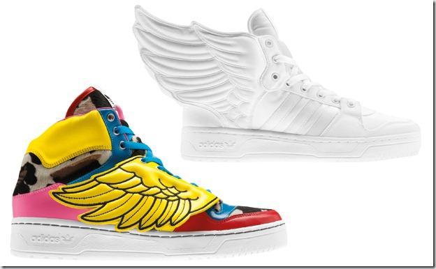 Adidas Originals JS Wings de la Jeremy Scott