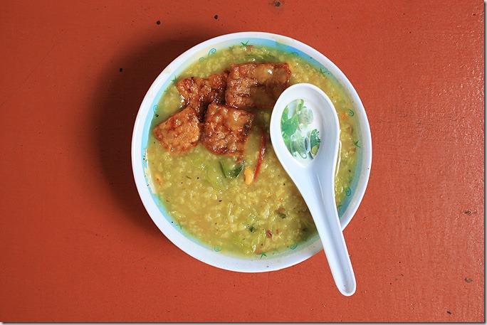La capatul lumii: mancarea vegetariana in Bali