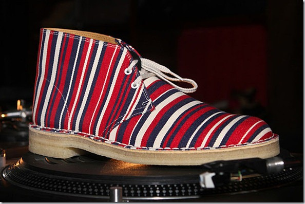 Noua colectie de pantofi Clarks Originals