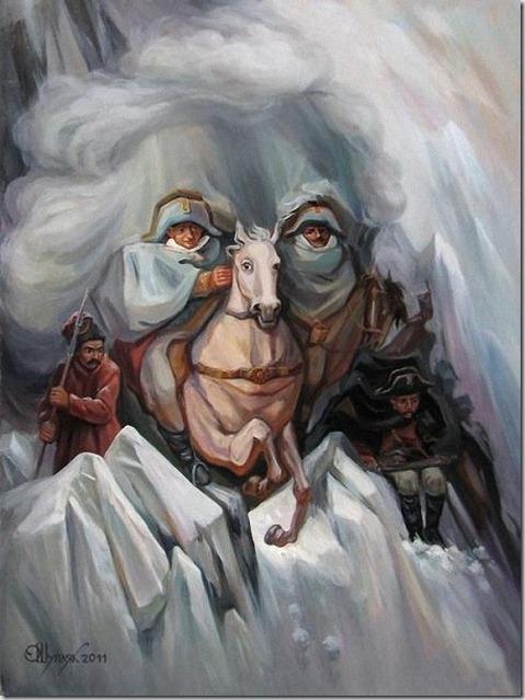 Iluziile optice de Oleg Shuplyak