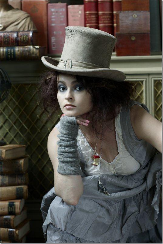 Helena Bonham Carter in Harper's Bazaar