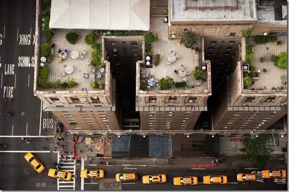 O privire asupra New York-ului de la fotograful Joseph O. Holmes