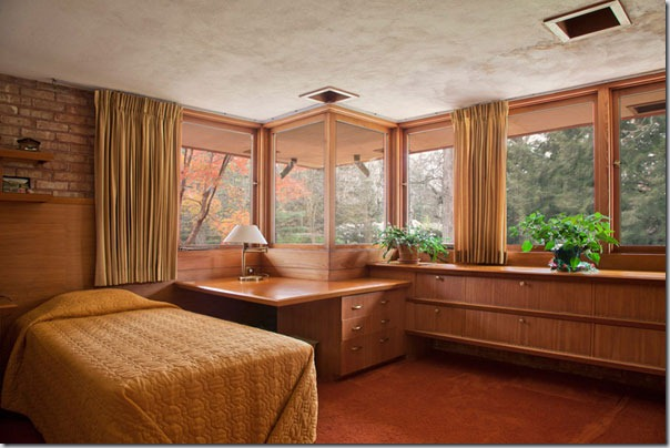 Casa «Kenneth Laurent» de la Frank Lloyd Wright