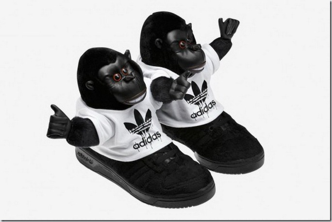 Colectia Adidas Originals 2012 de Jeremy Scott