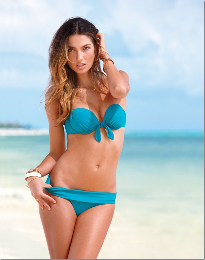 Catalogul costumelor de baie Victoria's Secret 2012