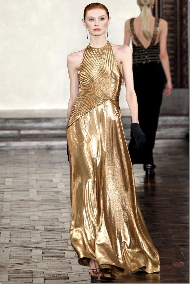 Saptamana modei la New York: Ralph Lauren (toamna 2012)