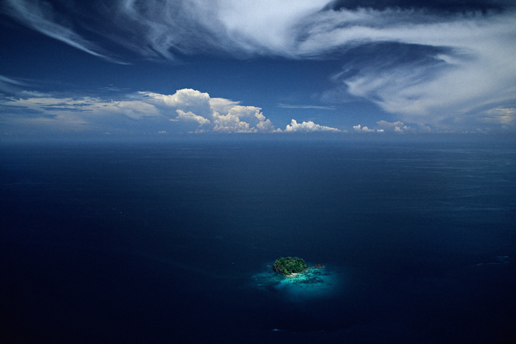 Islet in the Sulu archipelago, Philippines.