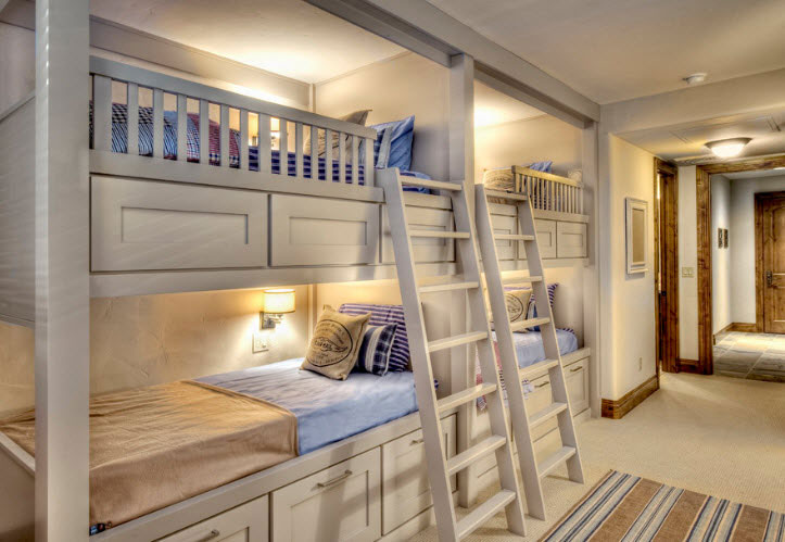 101 de idei pentru paturi sapraetajate