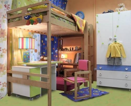 111 de idei pentru camera copilului