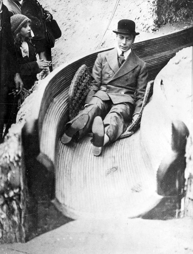 Regele George al VI-lea a fost o persoană foarte serioasă, 1938