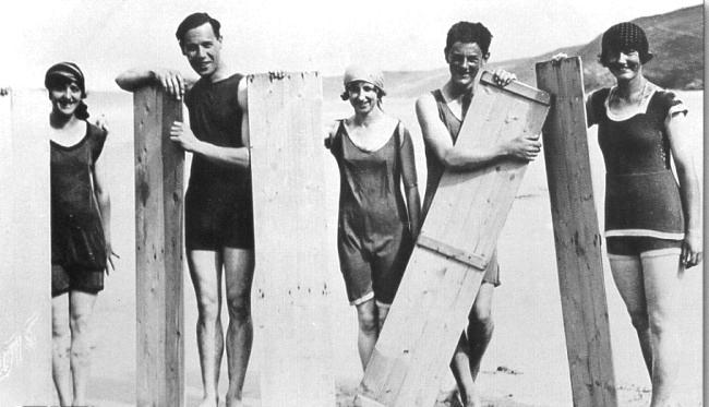 Surferi, 1922