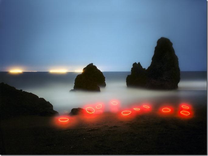 Peisaje iluminate de Barry Underwood
