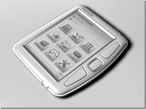 E-book (cartea electronica) PocketBook 360°