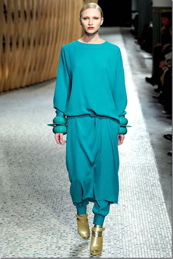 Saptamana modei la Paris: Hermès Fall 2011