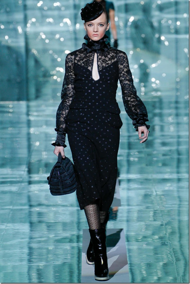 Saptamana modei la New York: Marc Jacobs fall 2011