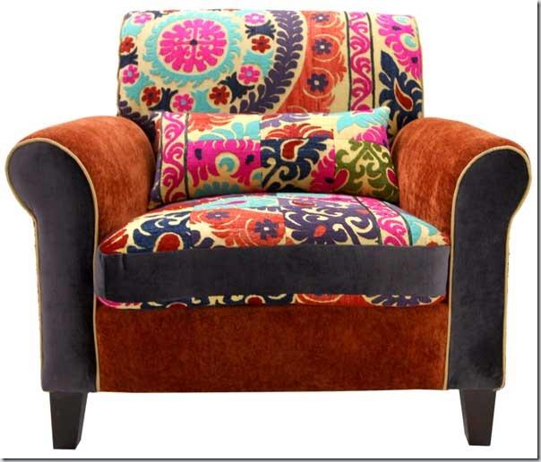 Design intens de scaune si fotolii de la KMP Furniture