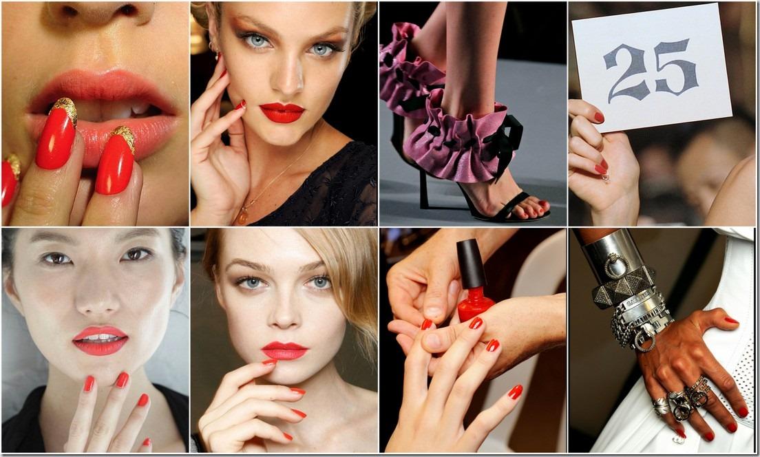 Manichiura de primavara/vara 2012: culorile cele mai la moda si ojele sezonului