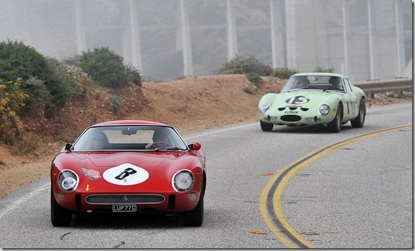 10 cele mai frumoase Ferrari, potrivit Forbes