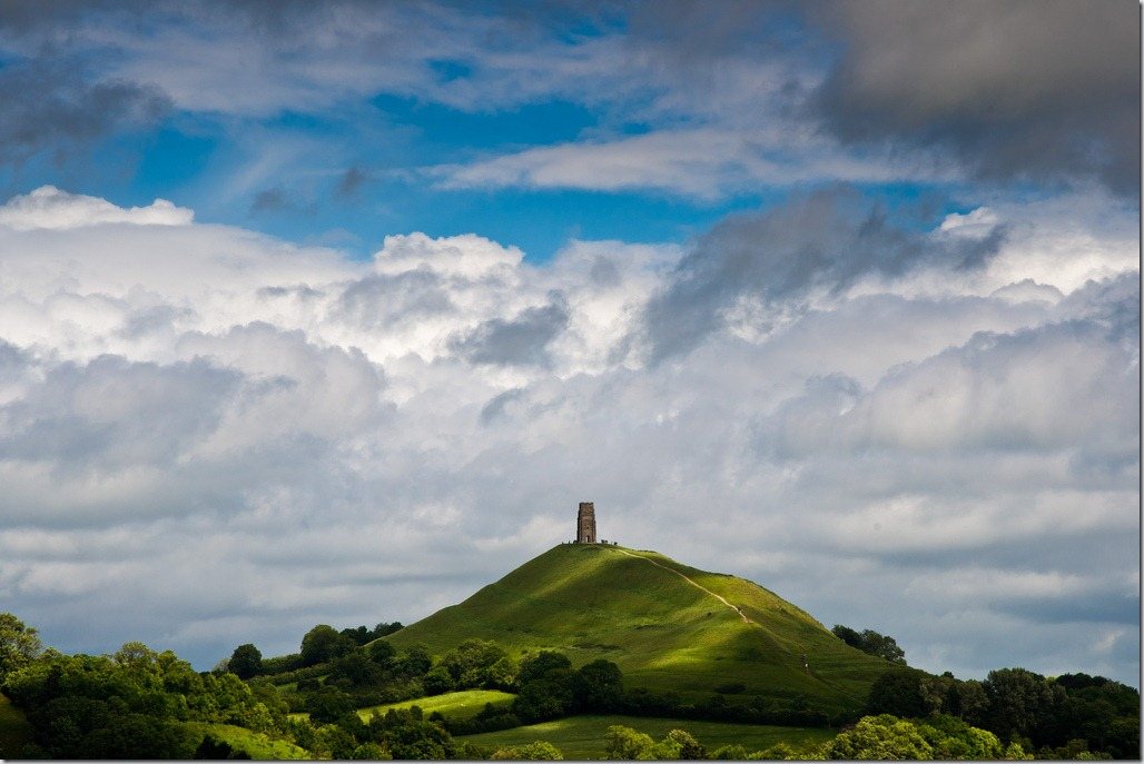 St Michael's Tower, Glastonbury Tor