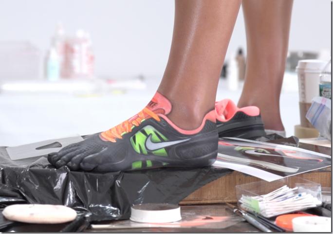 Nike LunarEclipse+2: adidasi ca arta