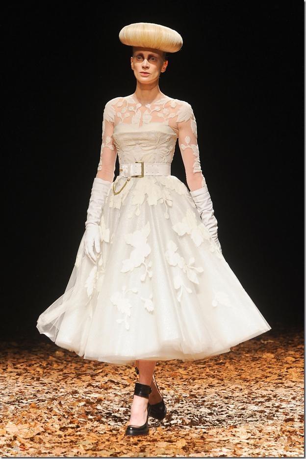 Saptamana de moda la Londra: McQ toamna 2012